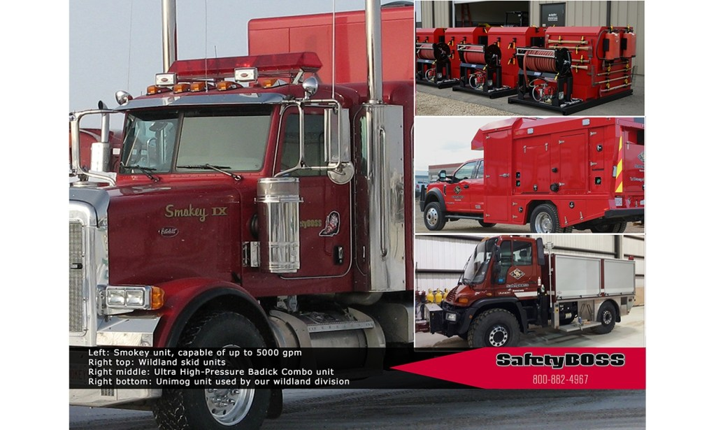 fire truck Archives | Safety Boss