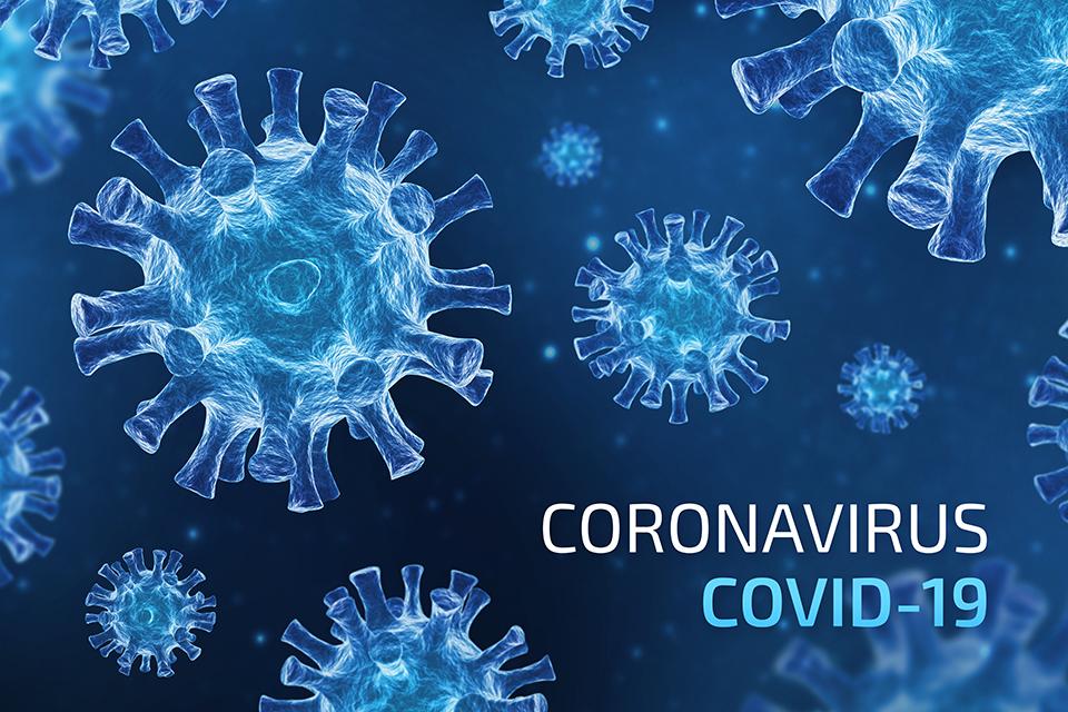 COVID-19 Coronavirus cover image