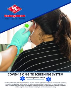 COVID-19 Onsite Screening System