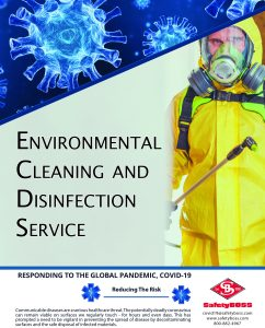 COVID-19 Disinfection Service