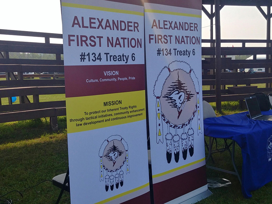 Alexander First Nations Treaty Days