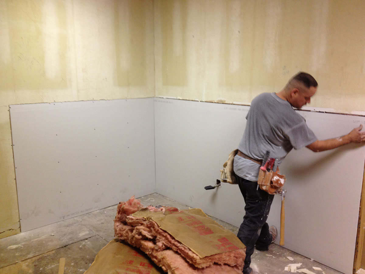 drywalling-safety
