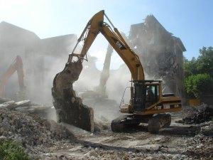 Demolition hazards