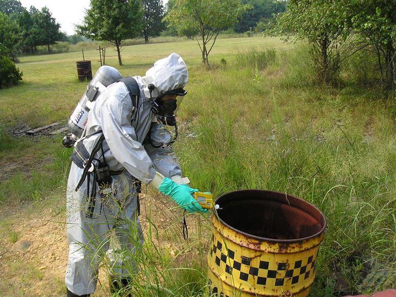 hazards of solvents