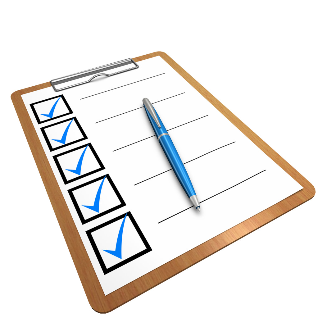 site safety checklist