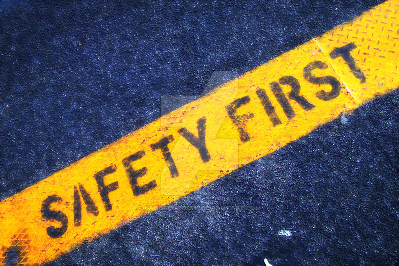 safety manual post