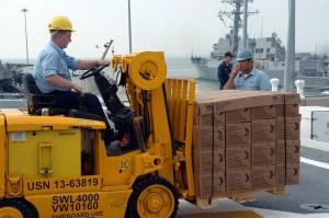 Cargo Dock Safety