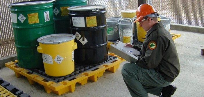 New rules for hazardous materials from December 1