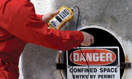 Gas Testing – Hazards, Precautions, Exposure Limits