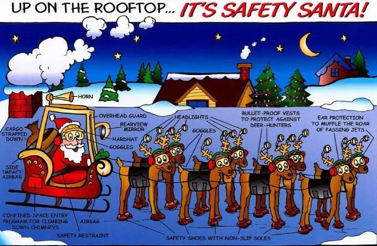 Christmas Safety Poem Safetyrisk Net