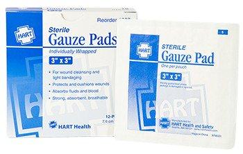 Hart Health Gauze Pads