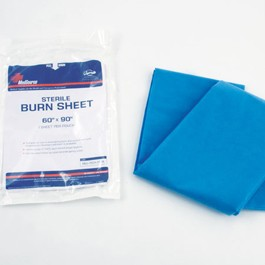 "Hart Health Sterile Burn Sheet 60""x90"""