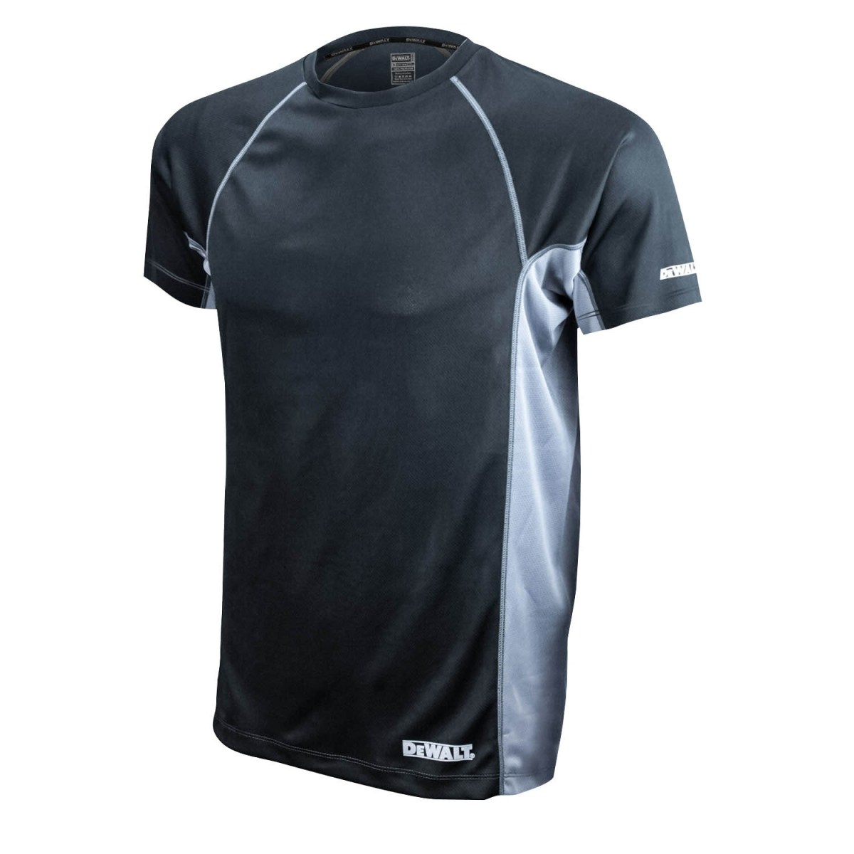 DEWALT NON-RATED TWO TONE PERFORMANCE T-SHIRT