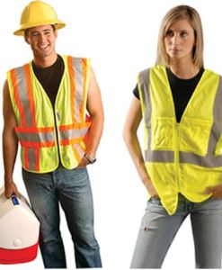 Adult Safety Vests