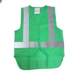 Green Child vest