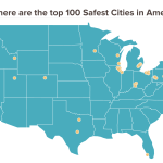 100 Safest Cities In America Safewise