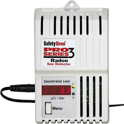 Detector Depot Radon Home