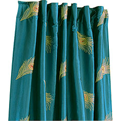 Dance O Peacock Using These Lustrous Linens In Your