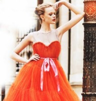 tangerine fashion