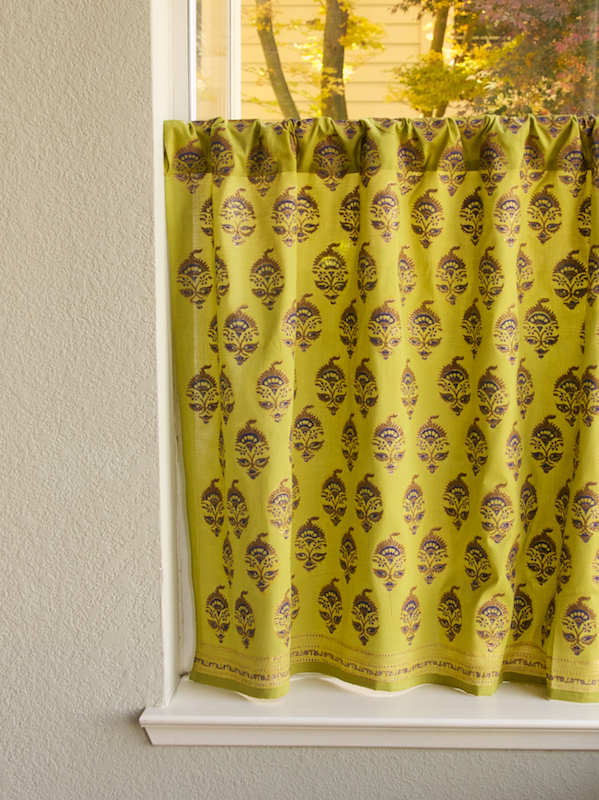 Kitchen Curtains Inspirational Ideas Saffron Marigold