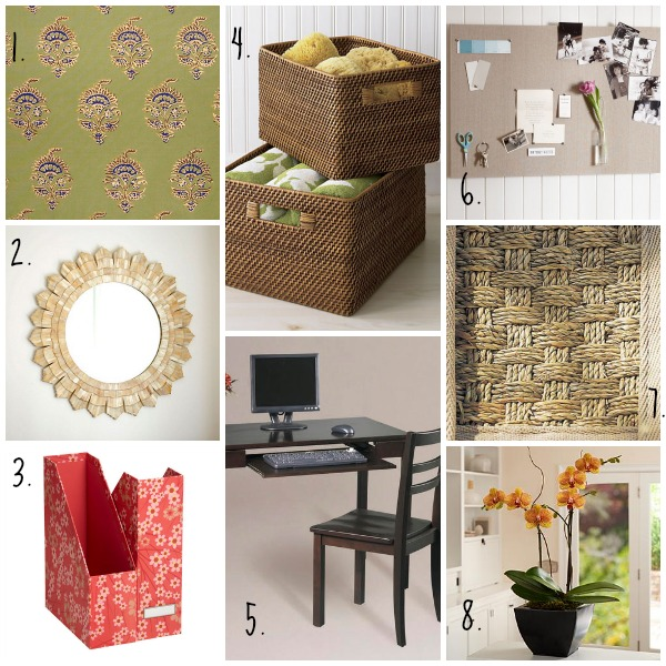 Spring Shopping Guide Inspired Home Office And Living