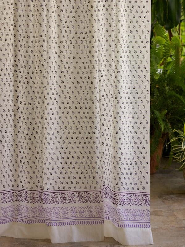 lavender dreams cp french provence country cottage curtain