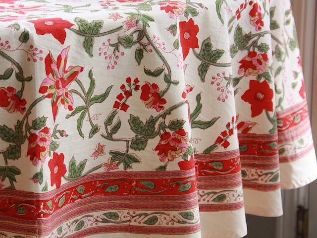 Floral Country Tablecloth Tropical Tablecloth 90 Round Tablecloth 70 Round Tablecloths