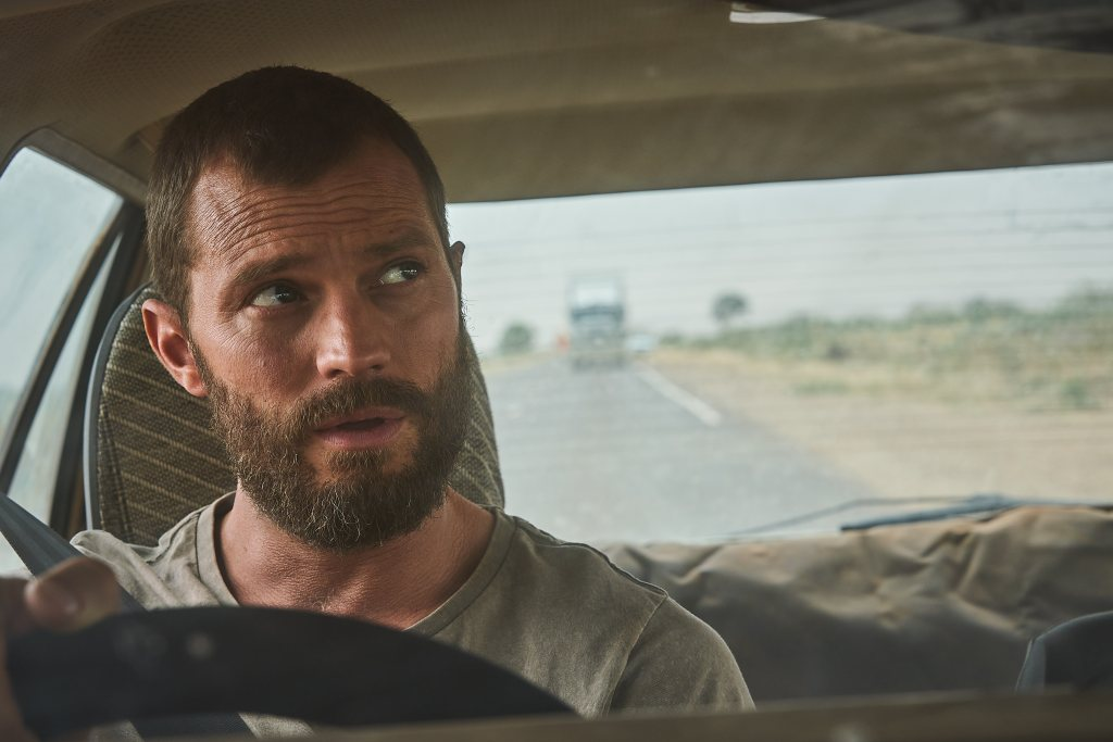 Jamie Dornan in The Tourist, photo copyright Two Brothers Pictures, photo by Ian Routledge