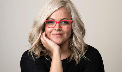 SA filmmaker Taryn Brumfitt, image supplied