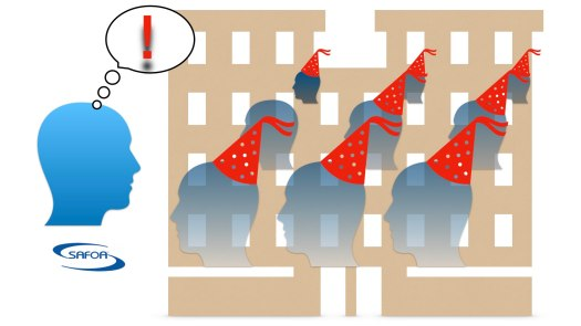 Assemblea di condominio durante le feste - Safoa