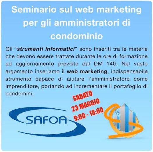 Web marketing per gli amministratori di condominio