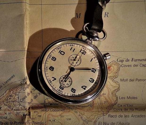 ChK-28 Chronograph