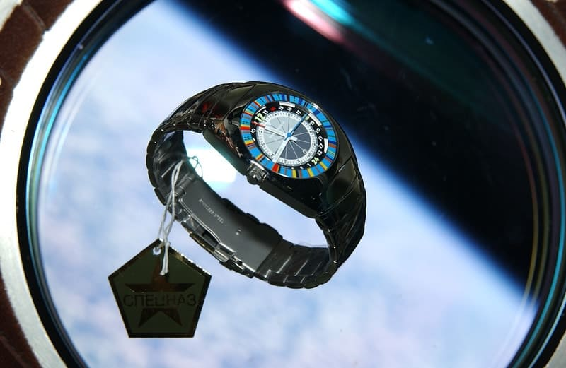 Cosmonavigator. A True Space Watch.
