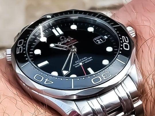 Omega Seamaster 300 Professional Diver: El Reloj Definitivo