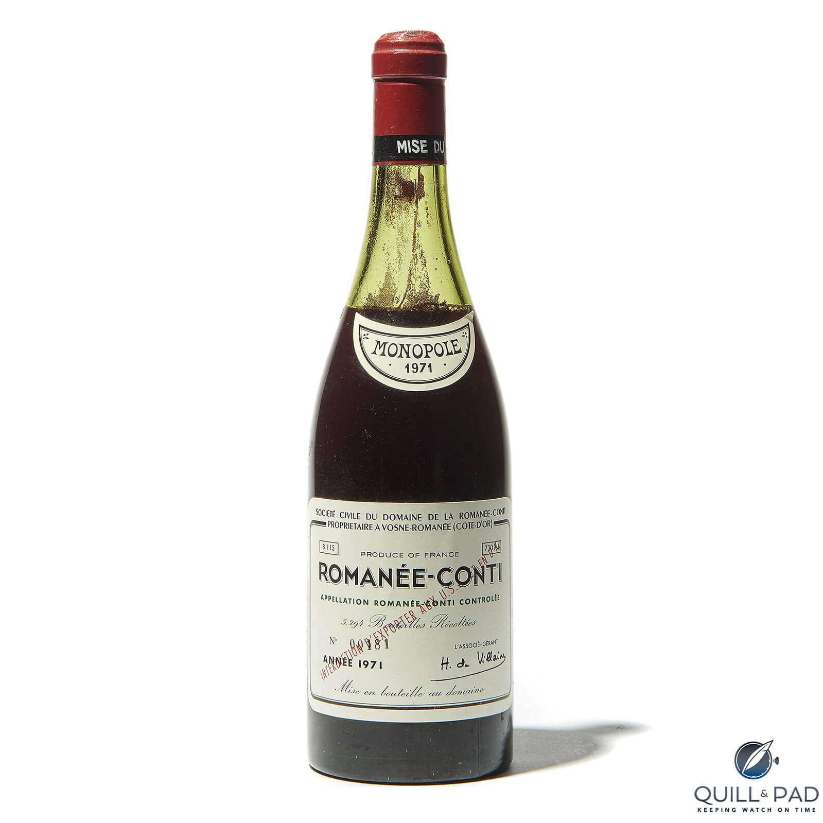 The World's Best Wine? No Contest: Romanée-Conti By Domaine De La Romanée-Conti – Reprise