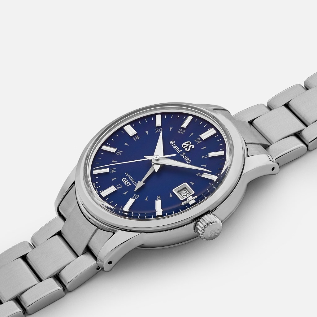 Grand Seiko Automatic GMT SBGM239 Limited Edition for Hodinkee