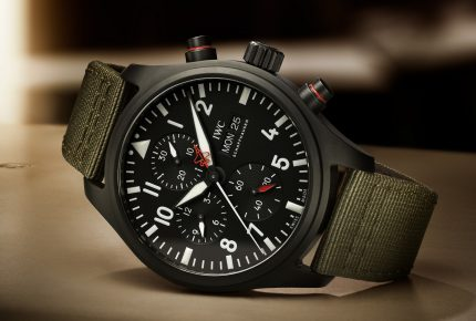 IWC adds to its Top Gun range of Pilot's Watches