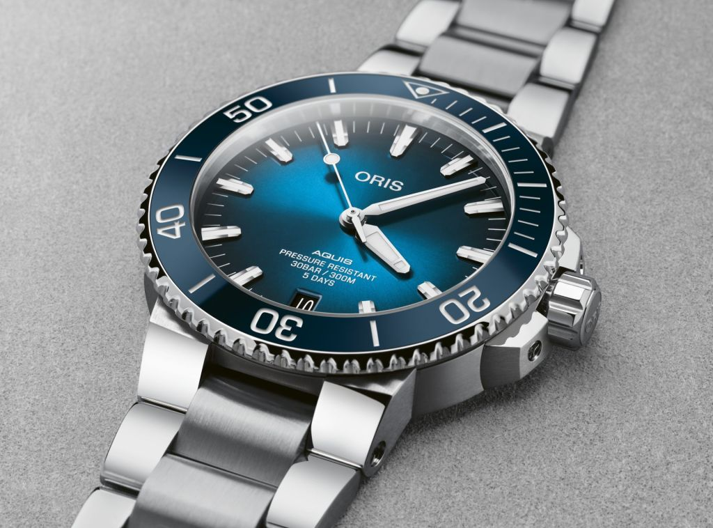 Introducing The Oris Aquis Date Calibre 400 Watch