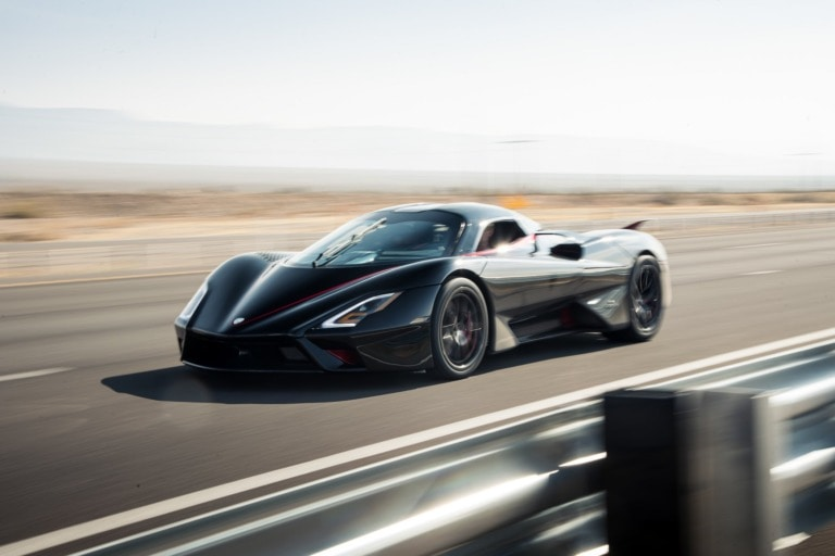 "The Petrolhead Corner – The SSC Tuatara, The Newest ""Fastest Road Car in The World"""