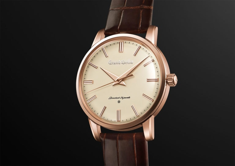 Grand Seiko Introduces the Seiko 140th Anniversary Re-Creation
