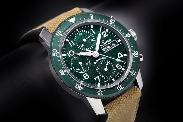 Last Week (In Watches) Today – It's not easy being green