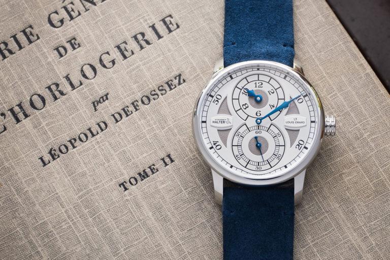 Louis Erard Introduces the Le Régulateur Vianney Halter