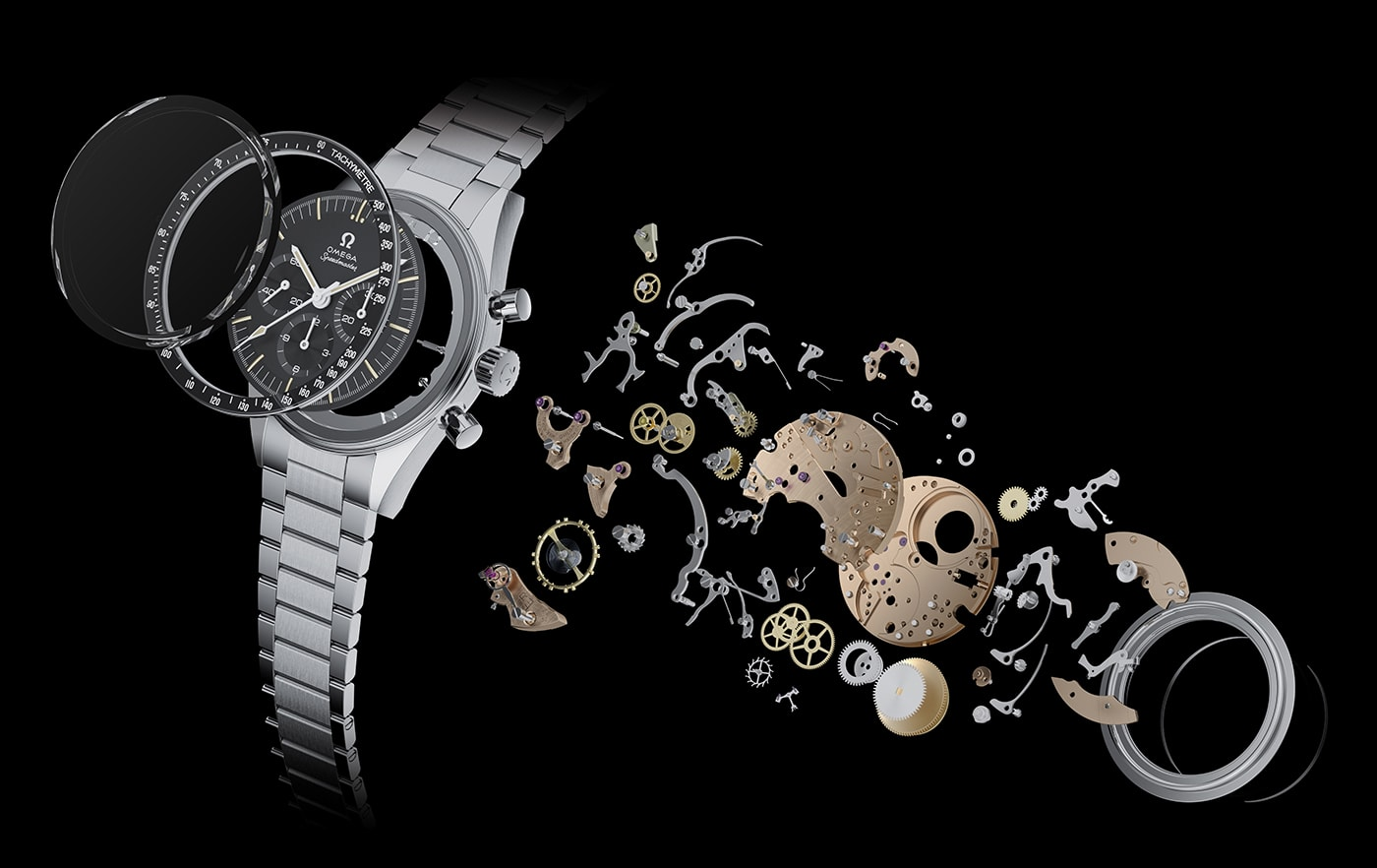 Relojes emblemáticos: Omega Speedmaster