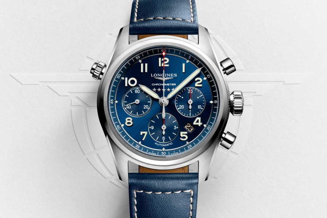 In High Spirits: The Longines Spirit Collection