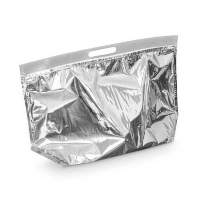 SAC ISOTHERME métallisé 10 Litres (5 sac)