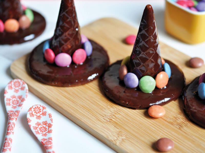 Les Chapeaux de Sorcière [Halloween]