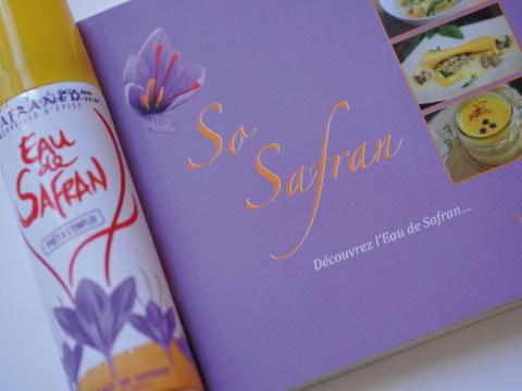 Livre de Recettes : So Safran #Concours 1