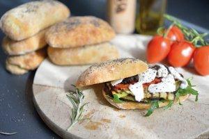 Ciabattas & Sandwich du Sud