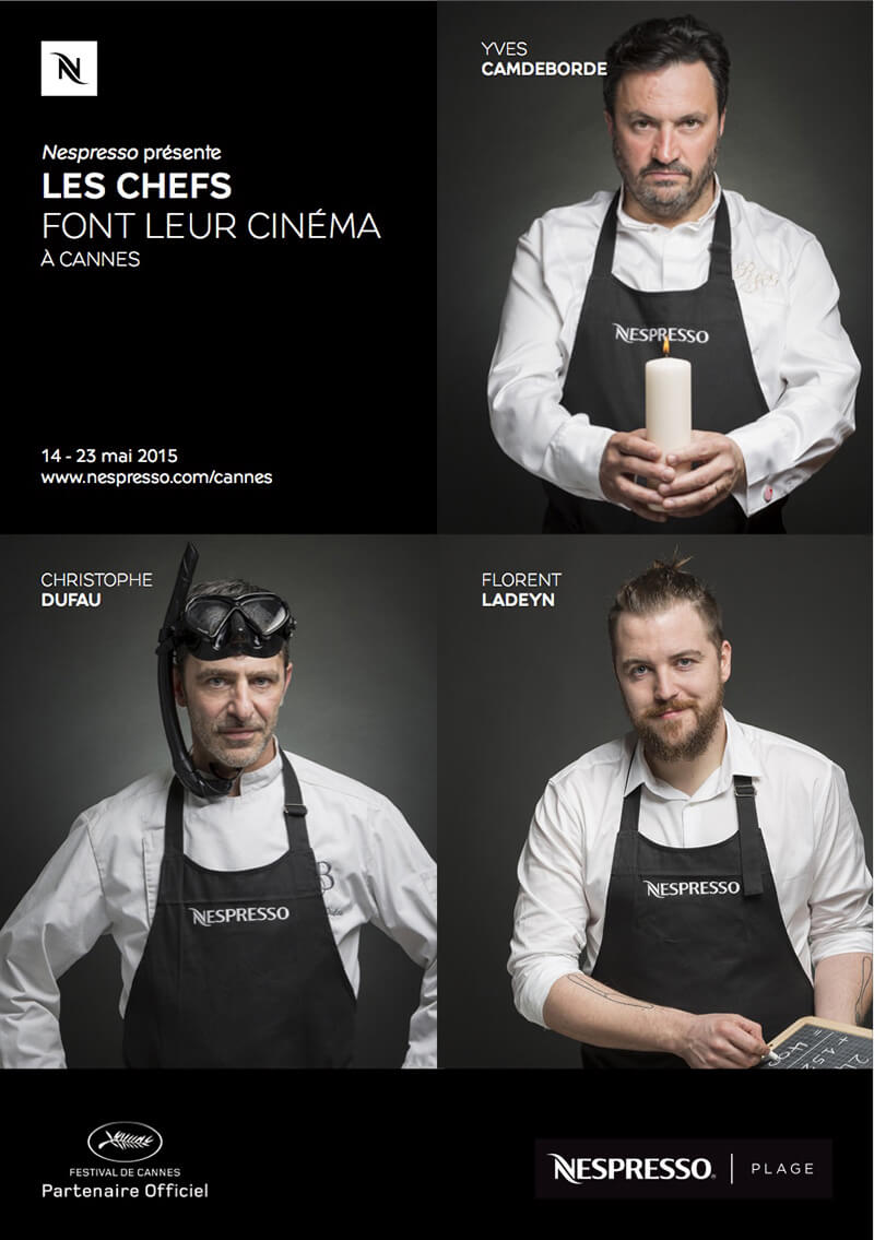 Concours : Gagnez un séjour au Festival de Cannes avec Nespresso