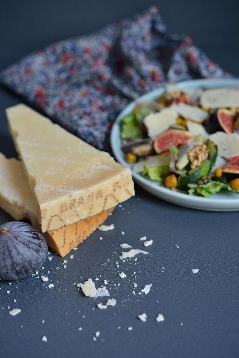 Salade d'Automne au Grana Padano A.O.P